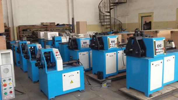 combination of wrought iron machine