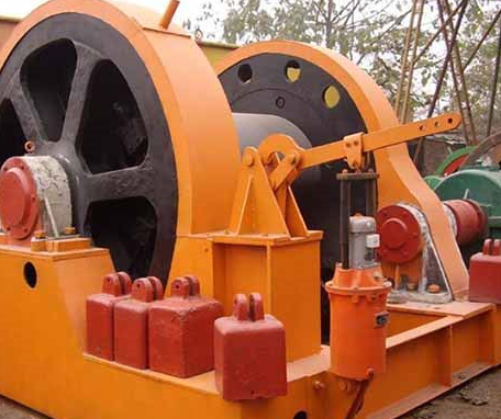 heavy winches