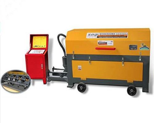 GT4-10mm Rebar straightening and cutting machine for sale