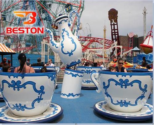 amusement park rides tea cup