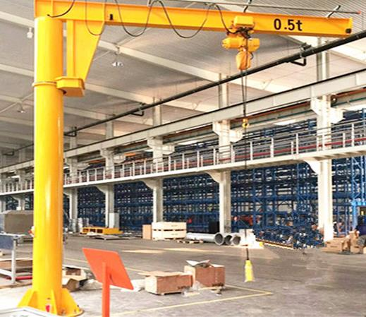 Choosing The Right Jib Crane For Warehouse