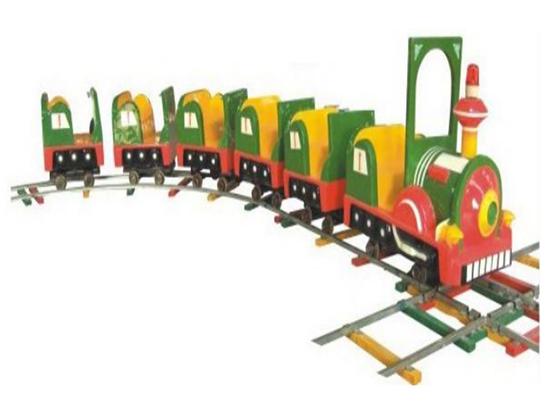 Kiddie Electric Track Train