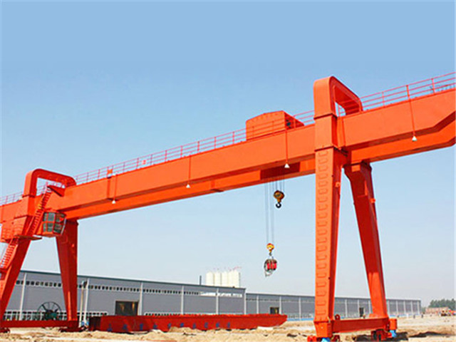 Buying a single-beam gantry cranes to 32 tons in China