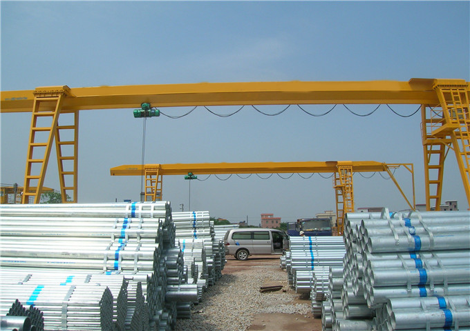 Buying a single-beam gantry cranes to 10 tons in China