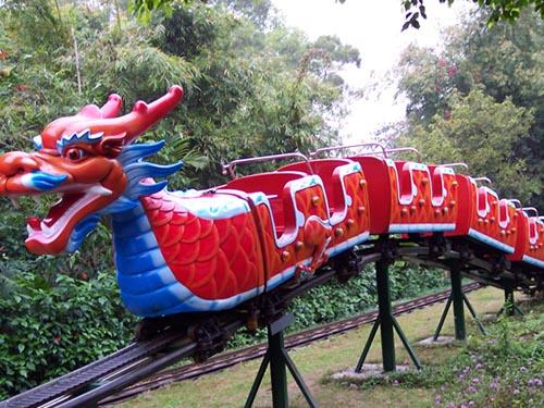 dragon roller coaster sales